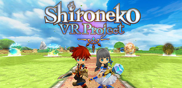 Shironeko VR Project (Gear VR)